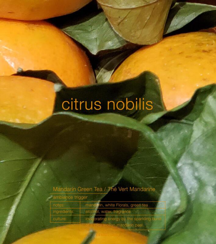 Citrus Nobilis Collection