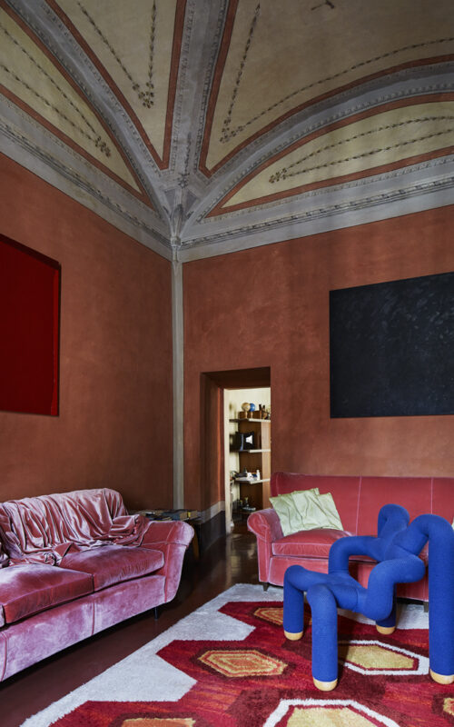 Maison Roberto Baciocchi in Tuscany