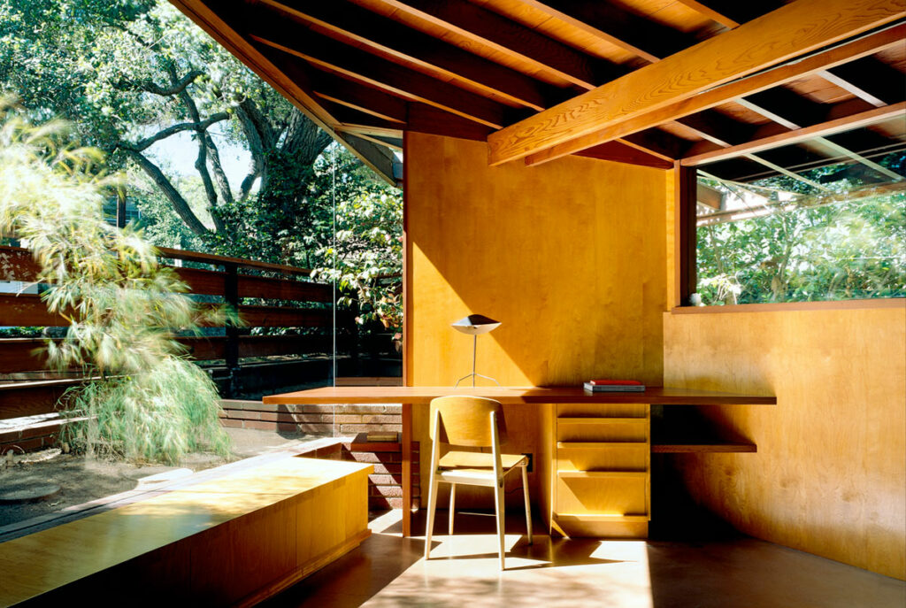 The Schaffer House by John Lautner, Los Angeles